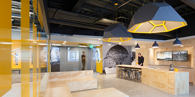 Merge Wins BSA / AIA Small Firms Award For MIT Beaver Works