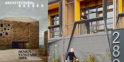 Design Vanguard Merge Wins Architectural Records Design Vanguard Award