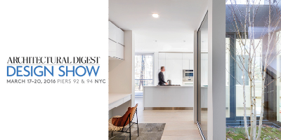 ADDigest2016 Elizabeth Whittaker Panelist for Architectural Digest Design Show 2016