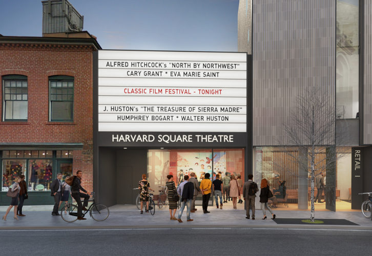 10 Church Street5 726x500 Harvard Square Theater / Mixed Use