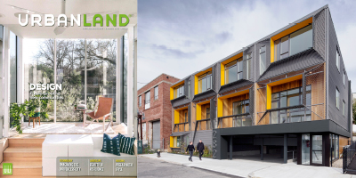 Urban Land Summer 2018 Merge Featured in Urban Land Magazine