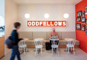 Oddfellows 04 300x207 OddFellows Ice Cream Parlor