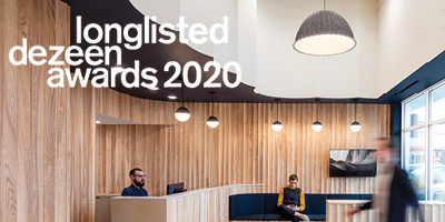 Dezeen Longlist Beverly Clinic Longlisted for a Dezeen Award